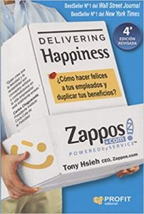 libro delivering happiness en español pdf